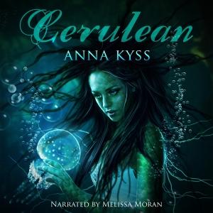 Cerulean audio cover