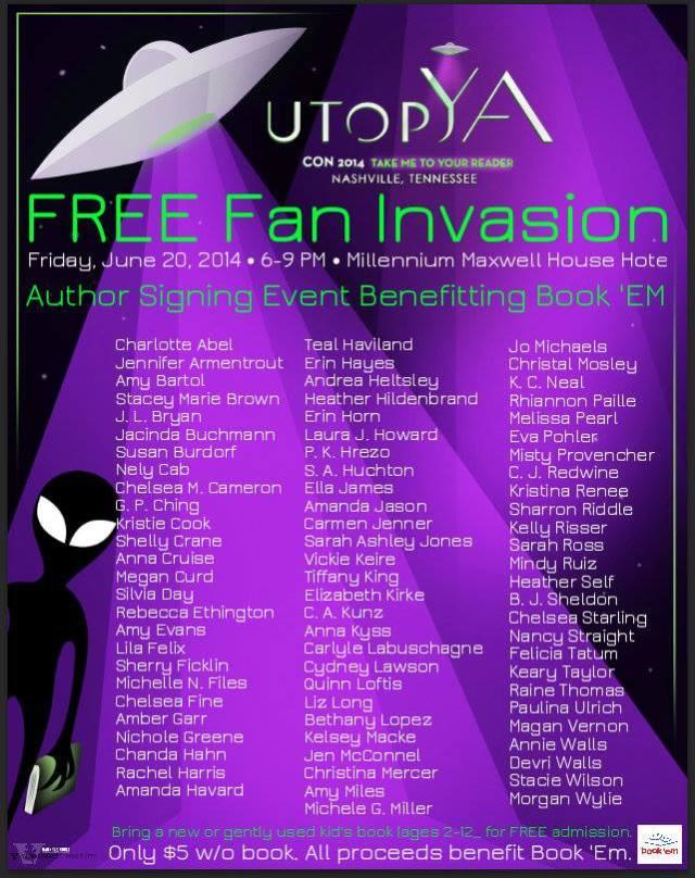 Fan Invasion